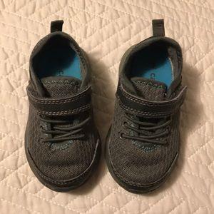 Carter's light up tennis shoes